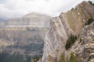 Ordesa y Monte Perdido, Pyreneeen, Spanje