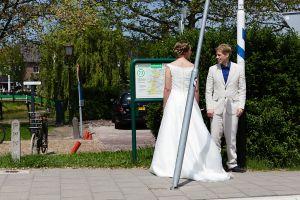 Bruiloft Esther en Jeroen